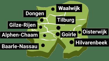 jongerenpunt regio midden-brabant